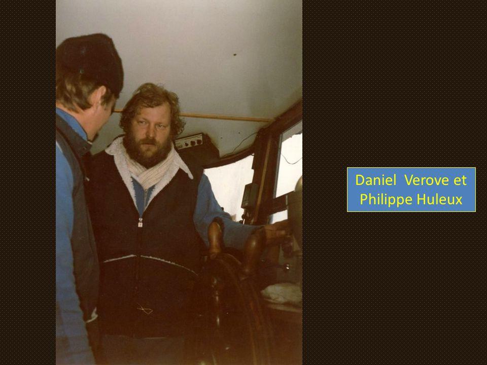 Daniel Verove et Philippe Huleux