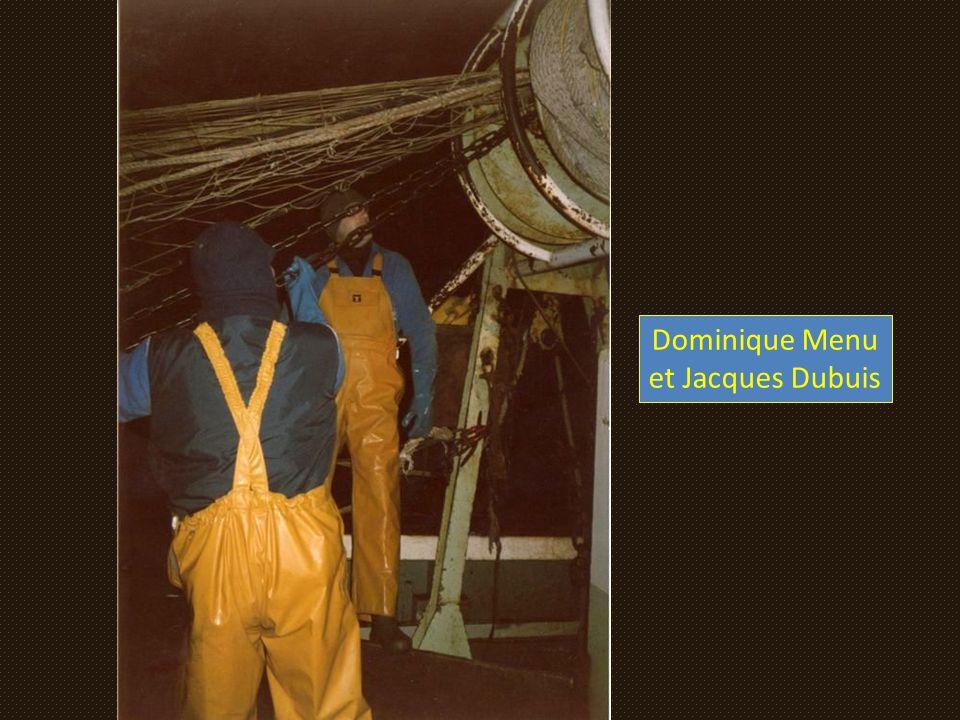 Dominique Menu et Jacques Dubuis
