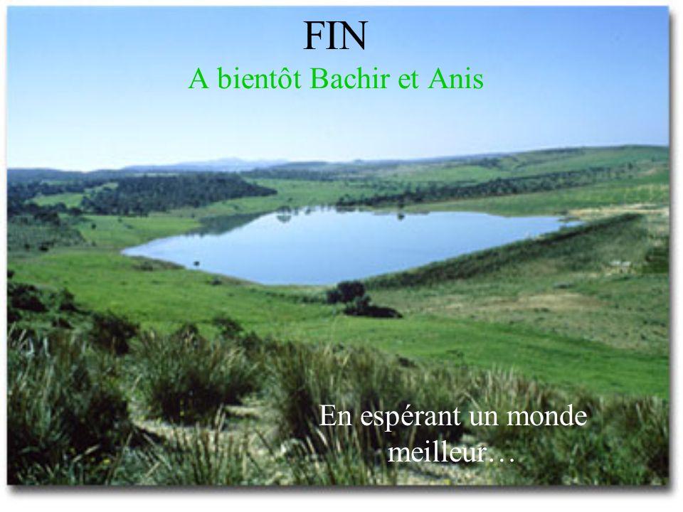 FIN A bientôt Bachir et Anis