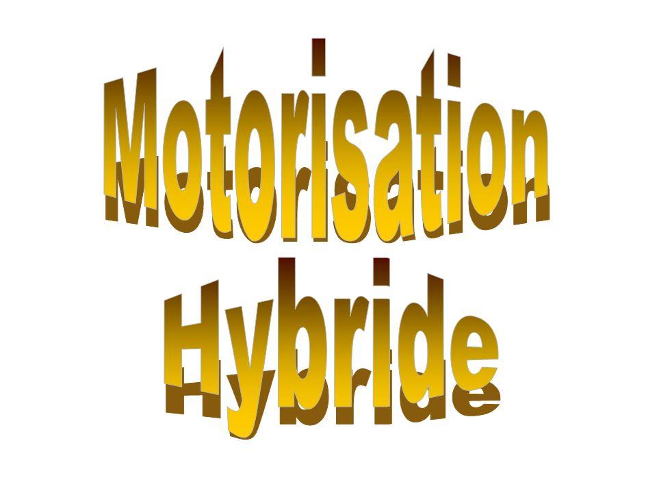 Motorisation Hybride