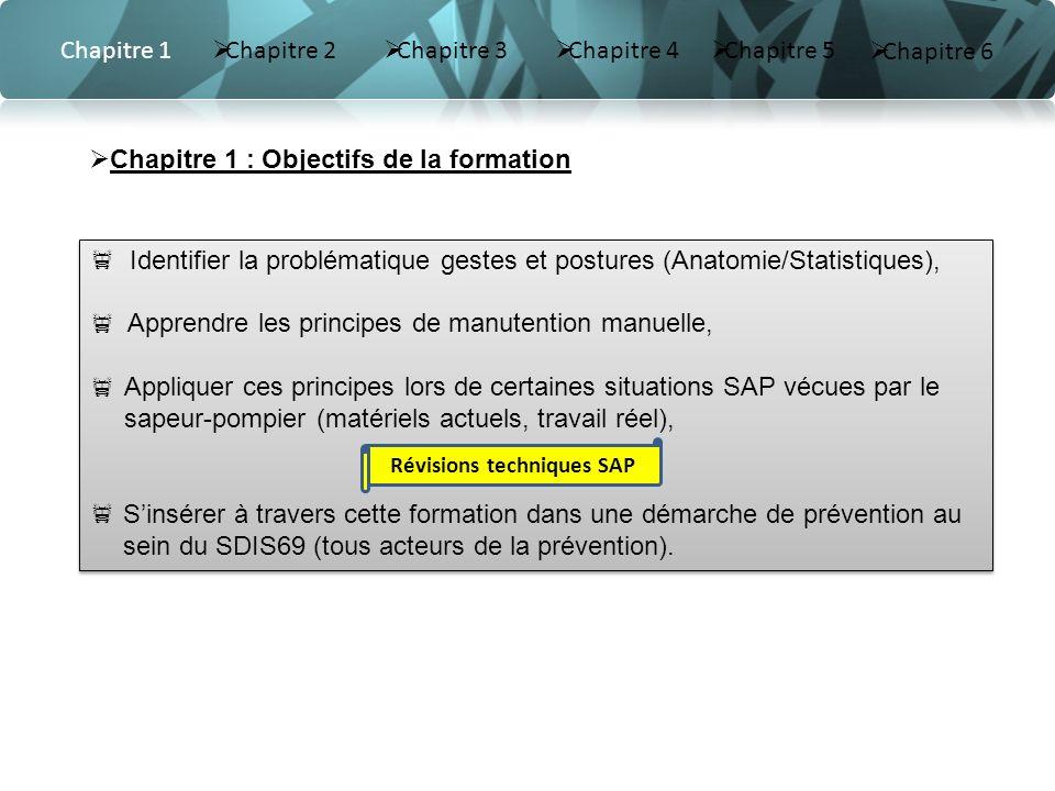 Révisions techniques SAP