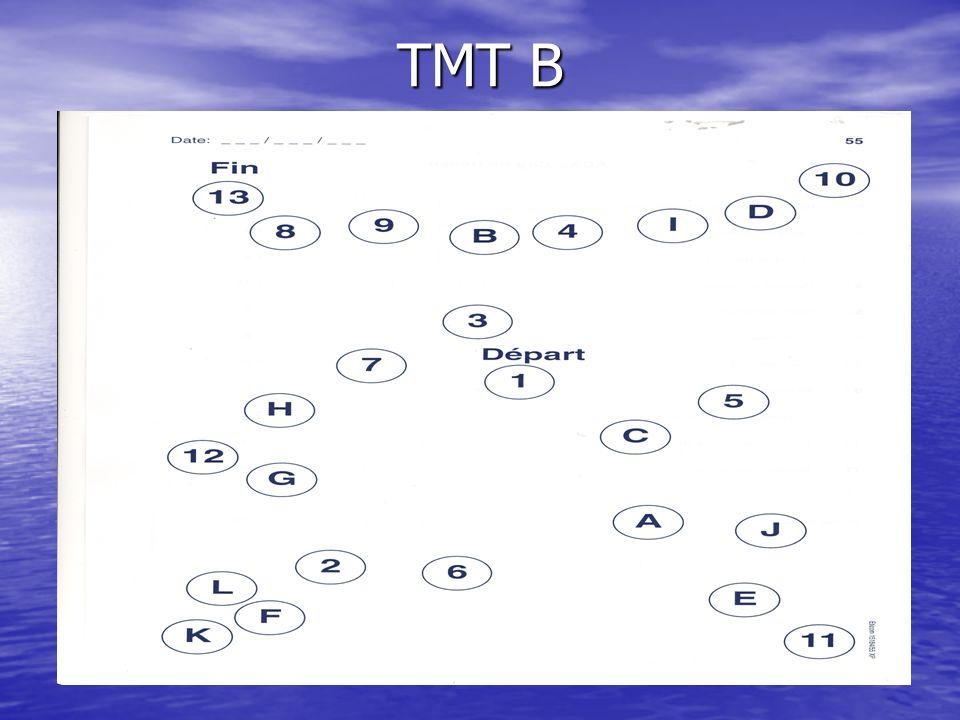 TMT B