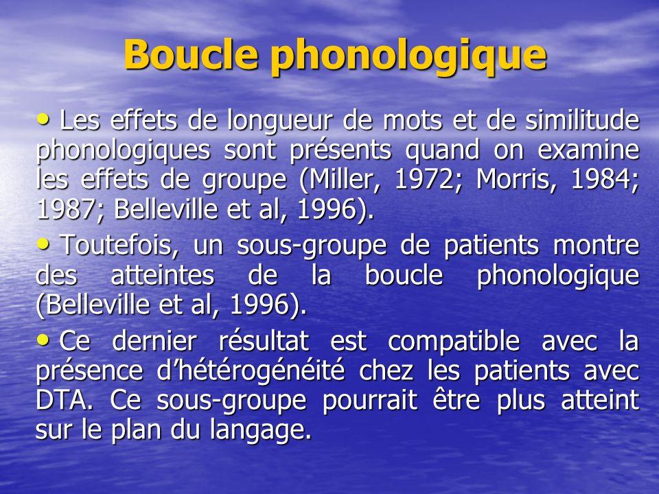 Boucle phonologique