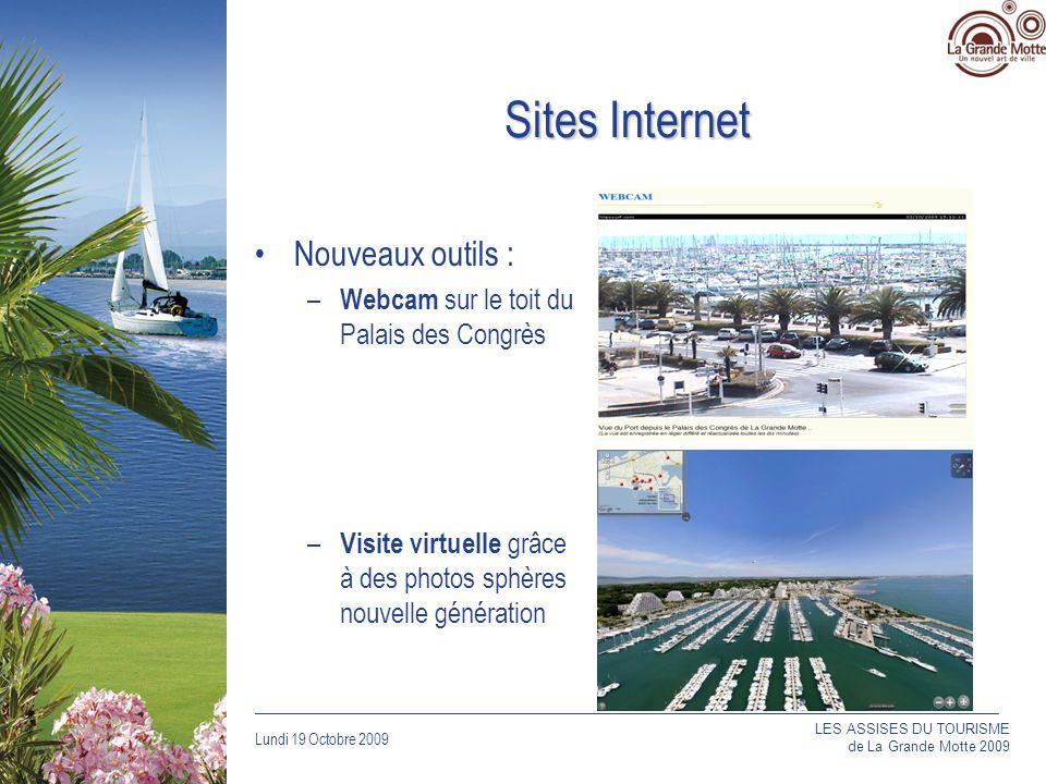 Sites Internet Nouveaux outils :