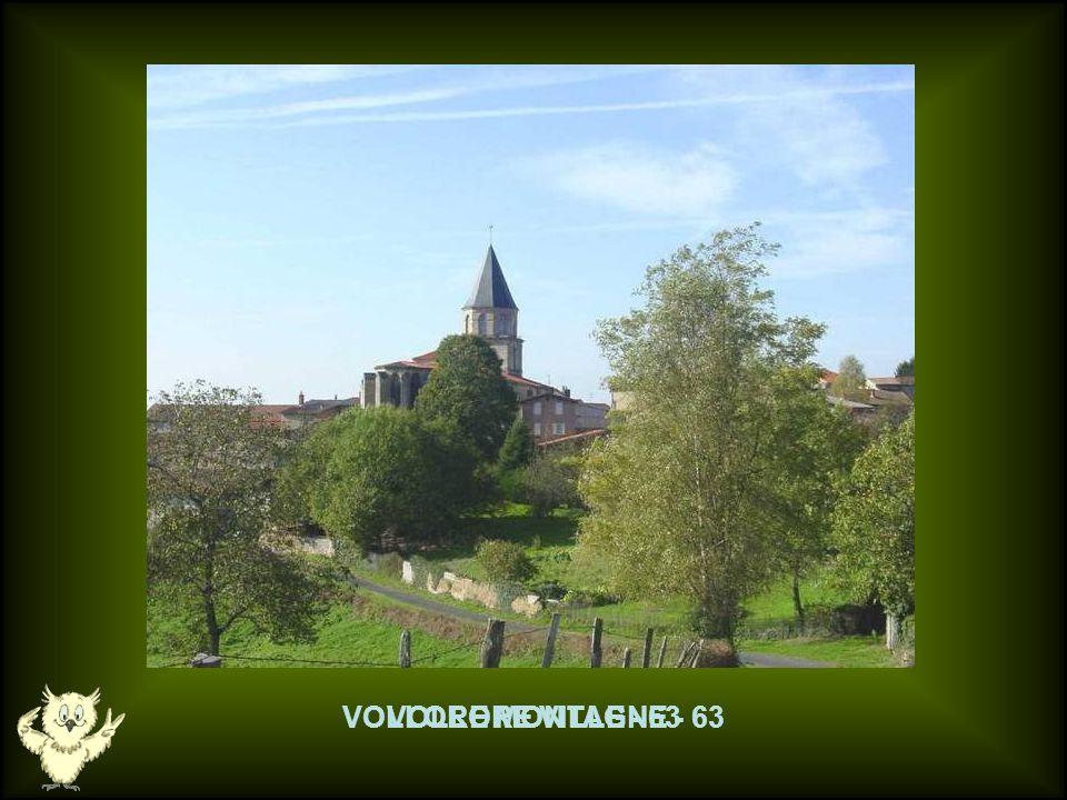 VOLLORE VILLE - 63 VOLLORE MONTAGNE - 63