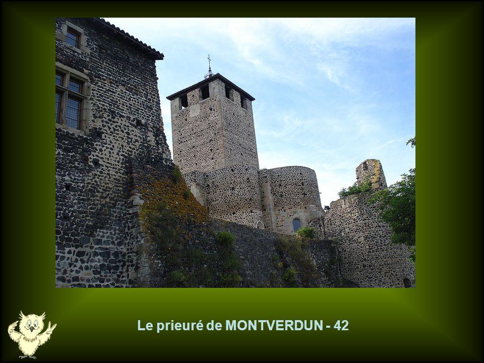 Le prieuré de MONTVERDUN - 42