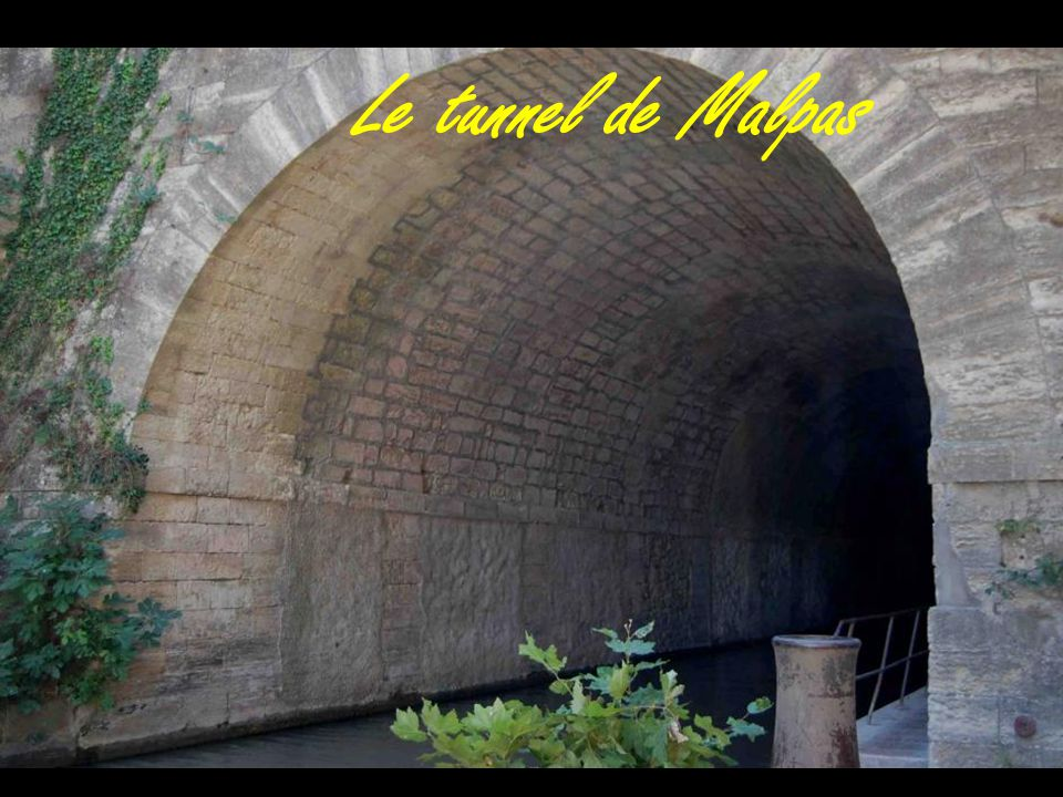 Le tunnel de Malpas