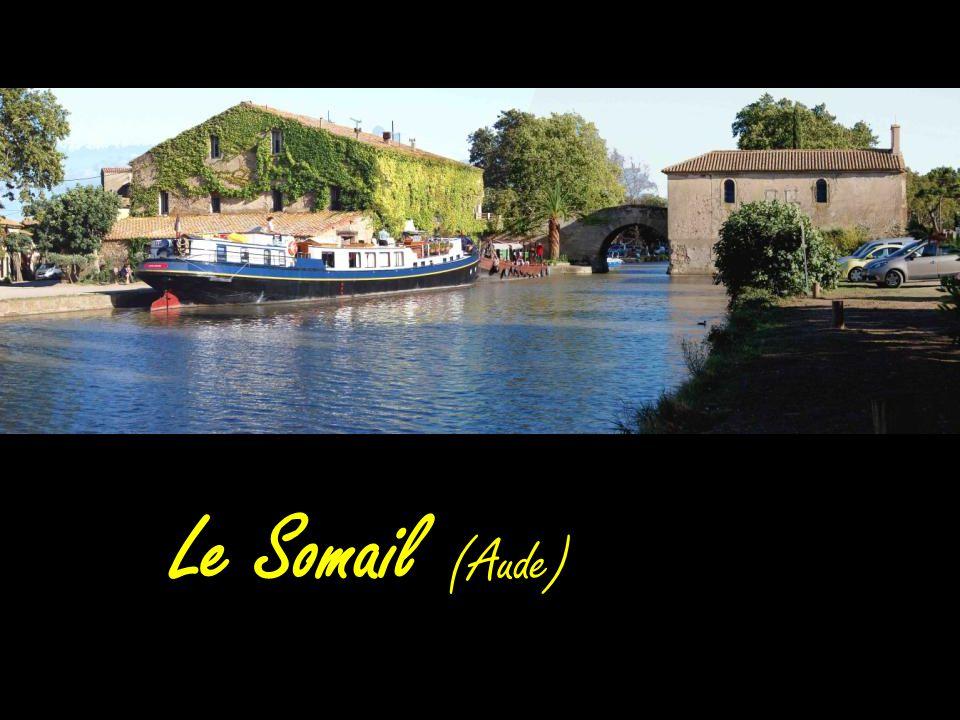 Le Somail (Aude)