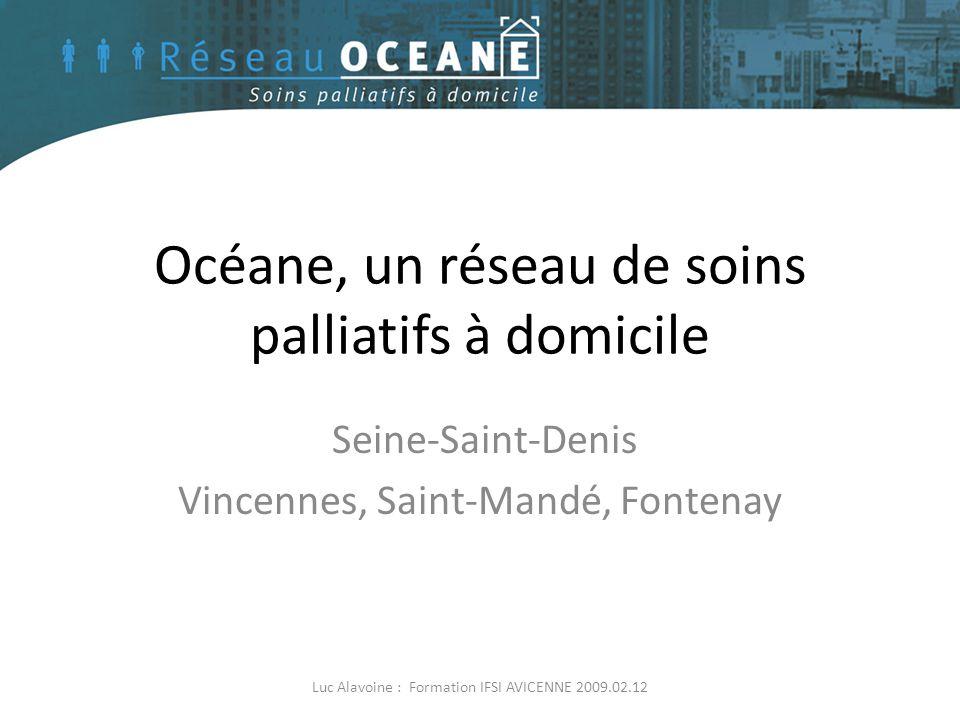 Océane, un réseau de soins palliatifs à domicile