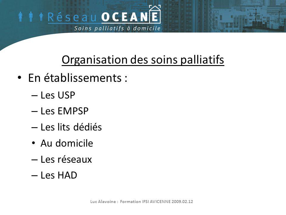 Luc Alavoine : Formation IFSI AVICENNE 2009.02.12
