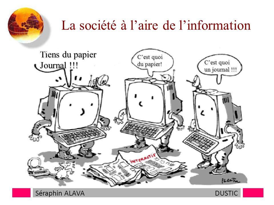 La société à l'aire de l'information