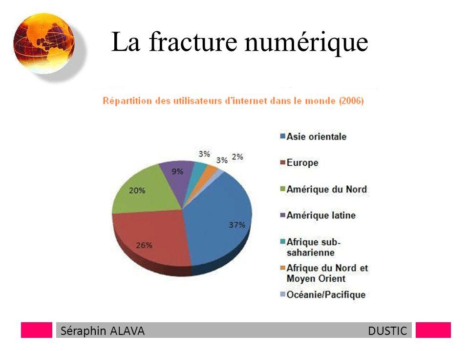 La fracture numérique Séraphin ALAVA DUSTIC