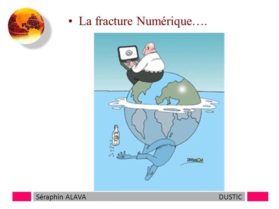 La fracture Numérique….
