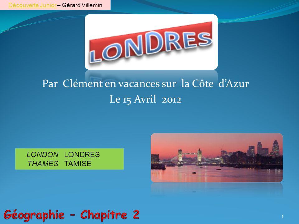 Par Clément en vacances sur la Côte d'Azur Le 15 Avril 2012
