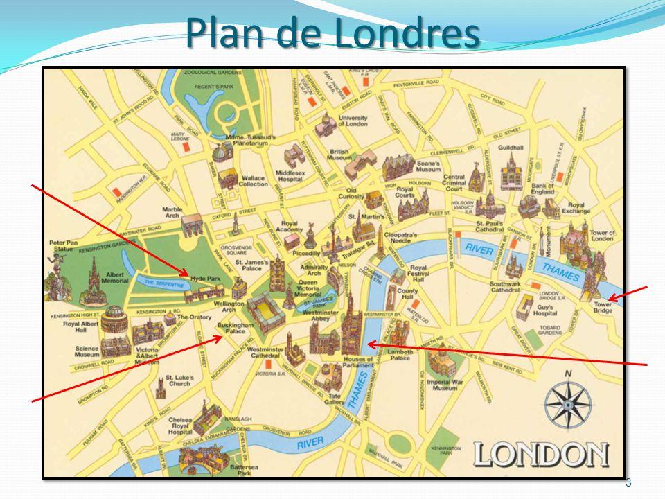Plan de Londres