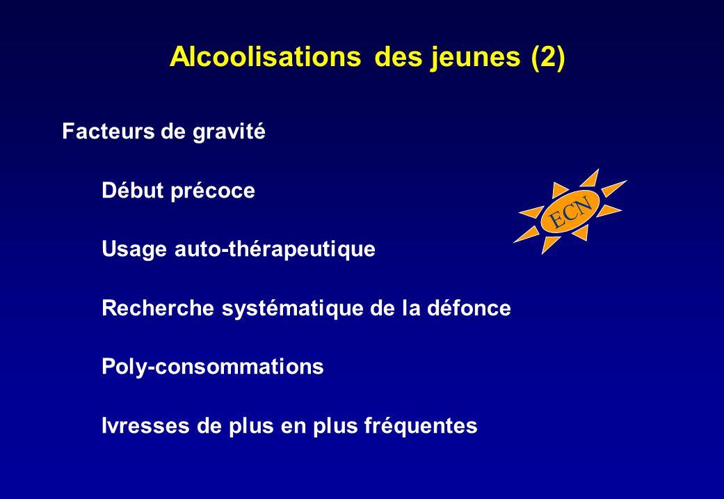 Alcoolisations des jeunes (2)