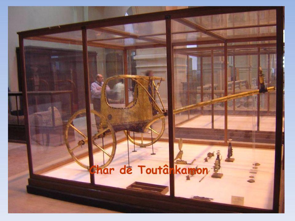 Char de Toutânkamon