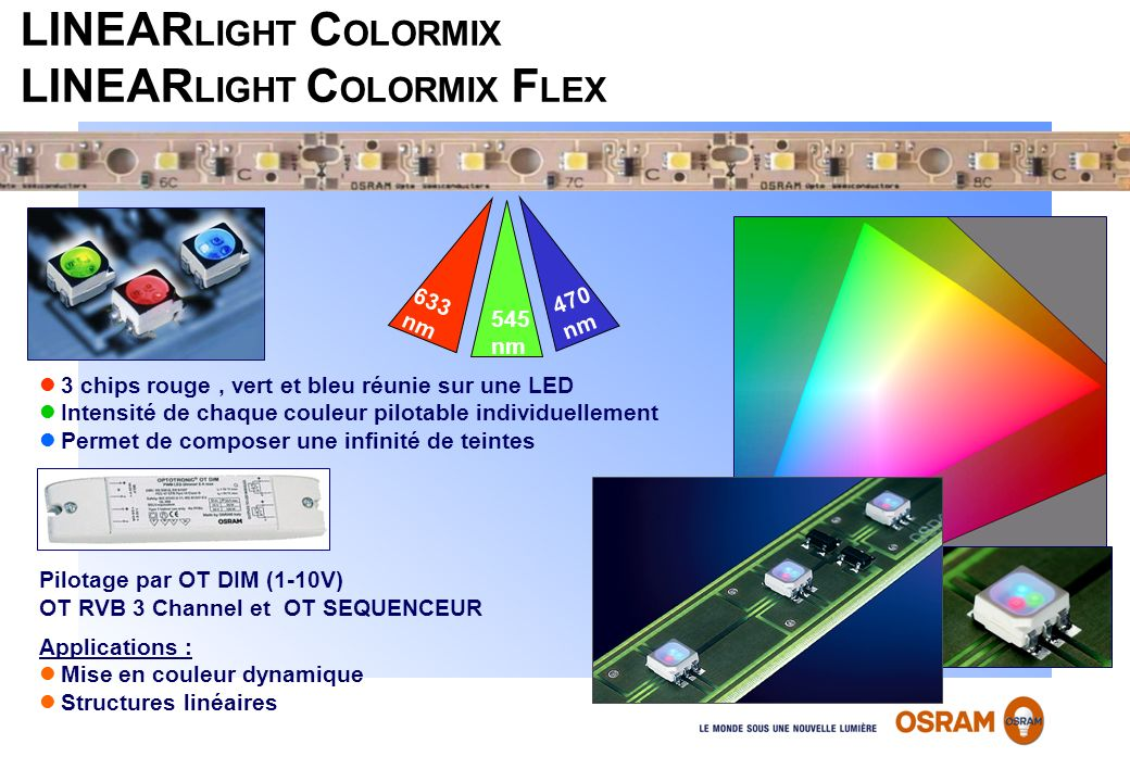 LINEARLIGHT COLORMIX FLEX