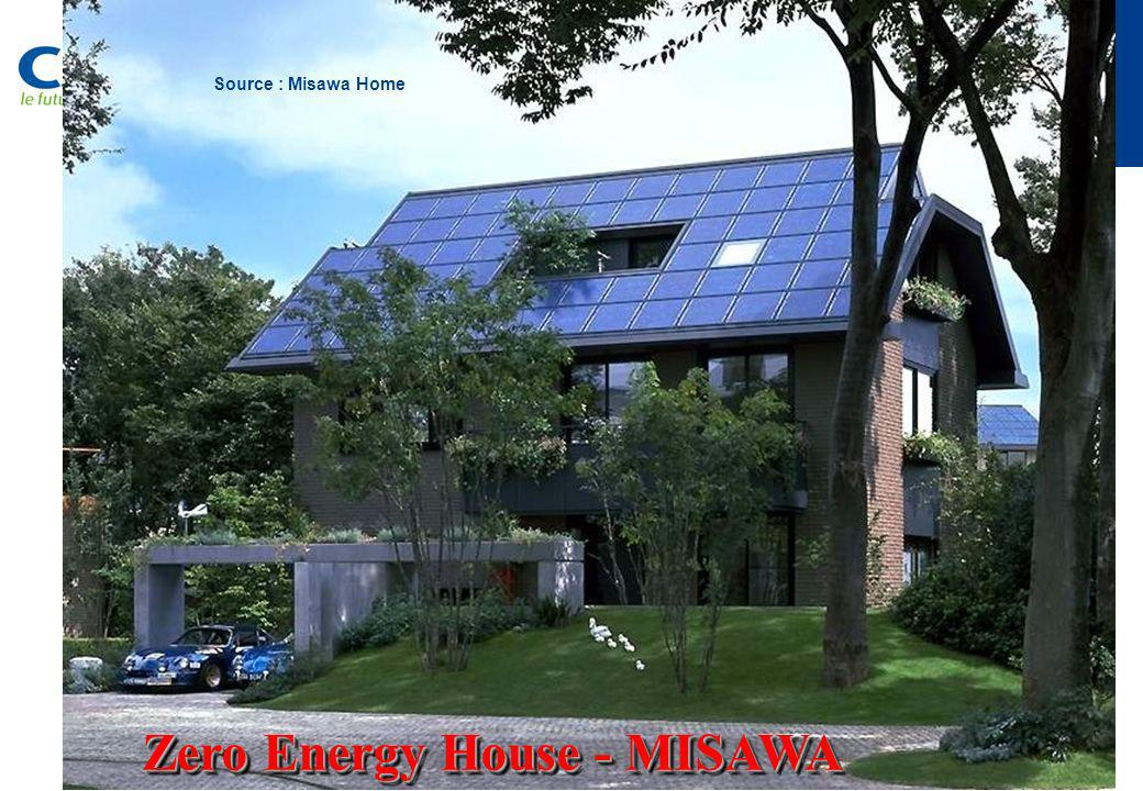 Zero Energy House - MISAWA