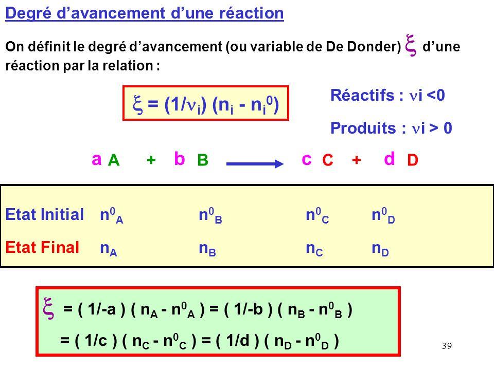 x = ( 1/-a ) ( nA - n0A ) = ( 1/-b ) ( nB - n0B )