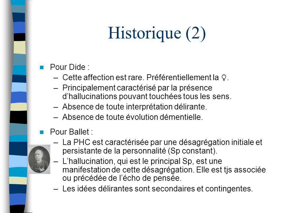 Historique (2) Pour Dide :