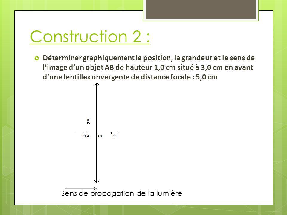 Construction 2 :