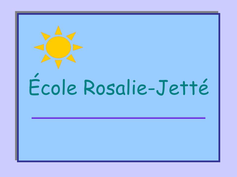 École Rosalie-Jetté