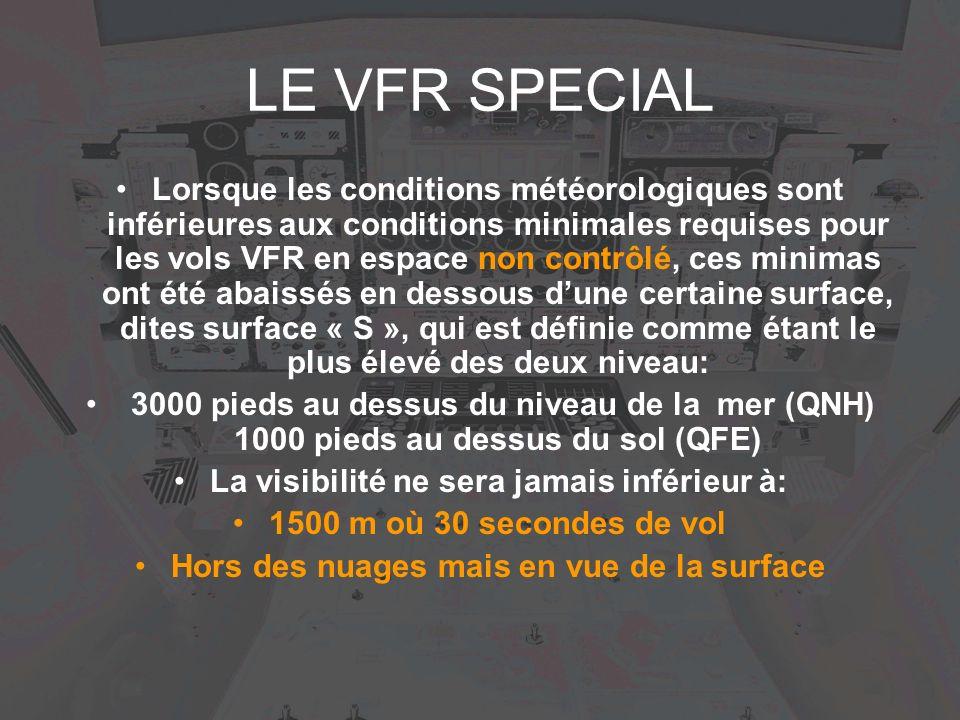 LE VFR SPECIAL