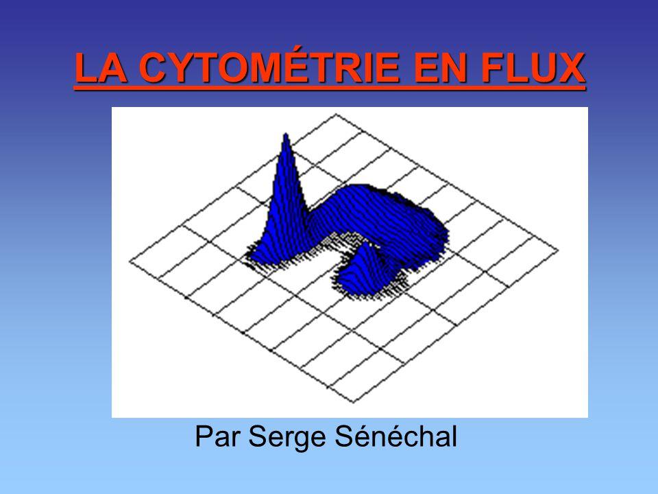 LA CYTOMÉTRIE EN FLUX Par Serge Sénéchal