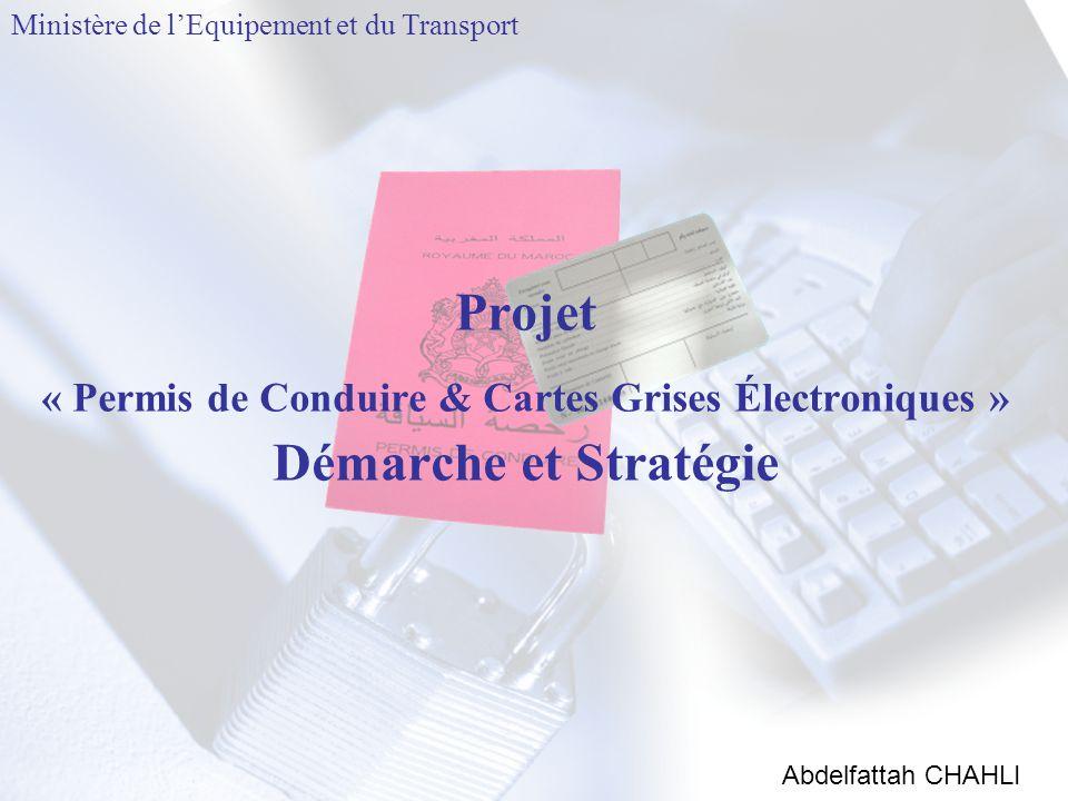 Ministère de l'Equipement et du Transport