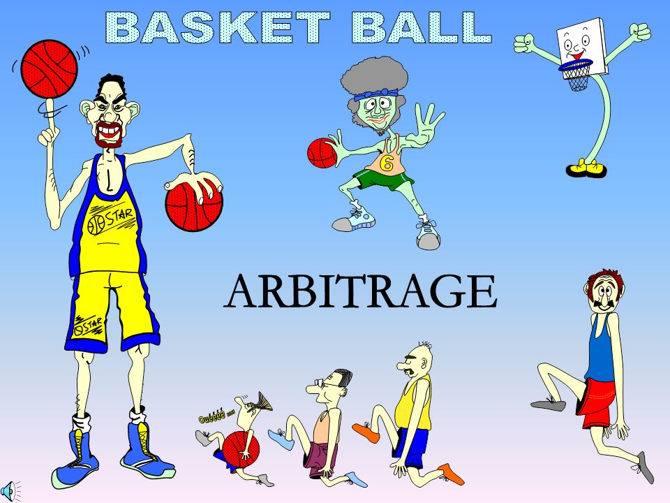 BASKET BALL ARBITRAGE