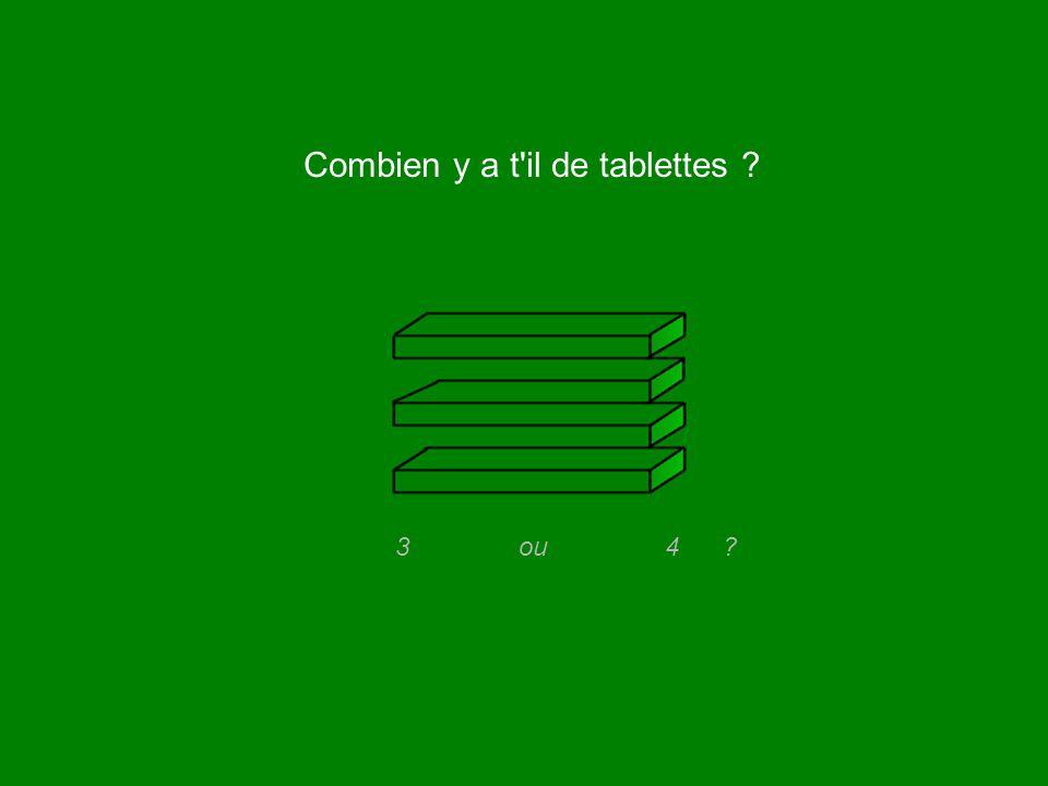 Combien y a t il de tablettes