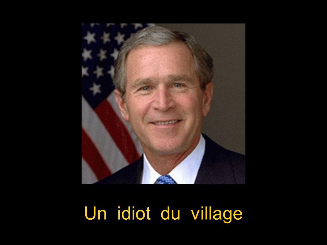 Un idiot du village