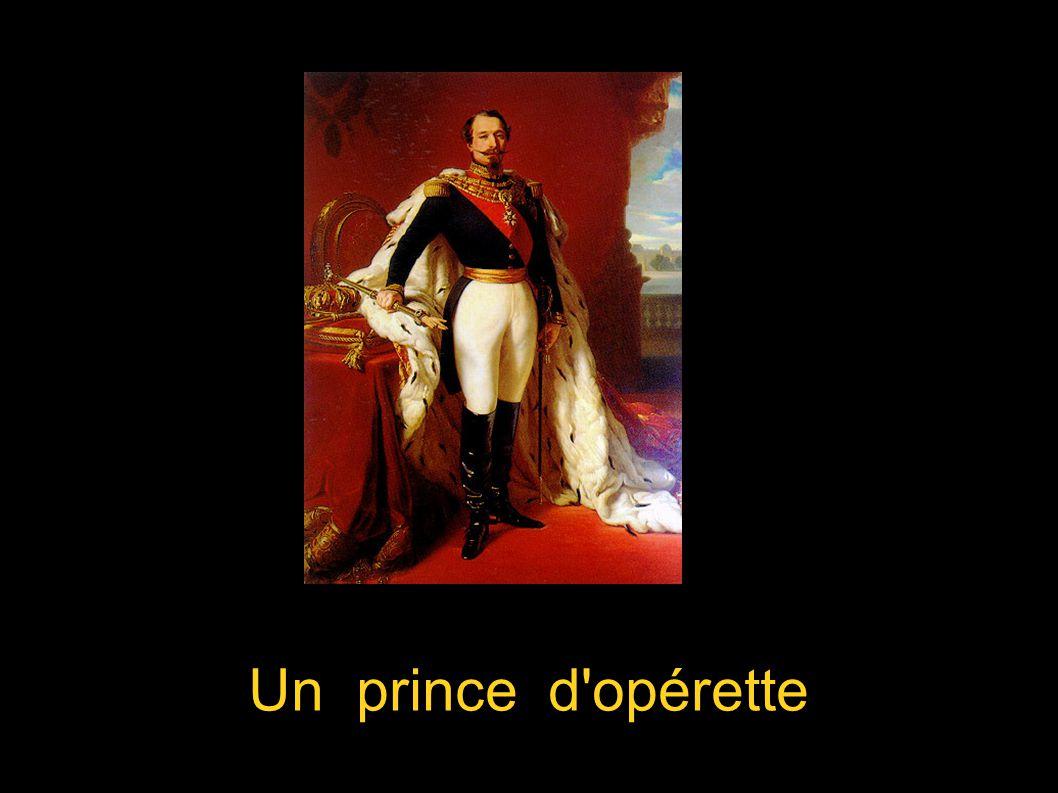 Un prince d opérette