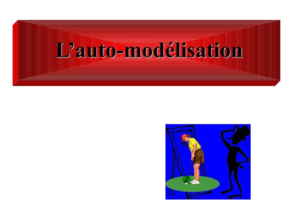 L'auto-modélisation
