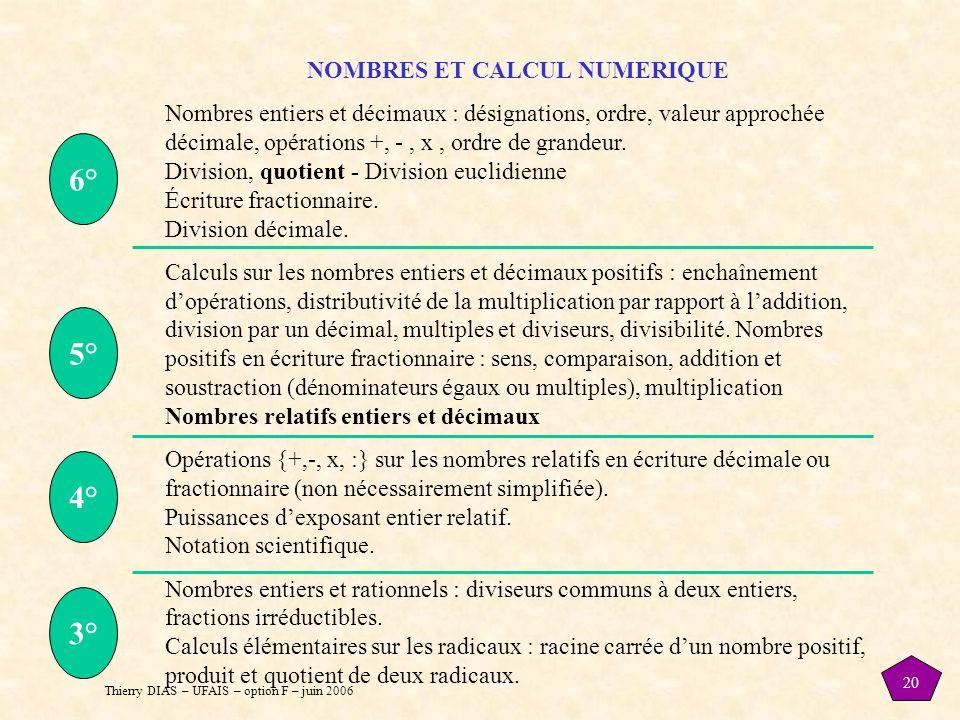 nombres entiers et rationnels sur les diviseurs et multiples 3ème Mathématiques