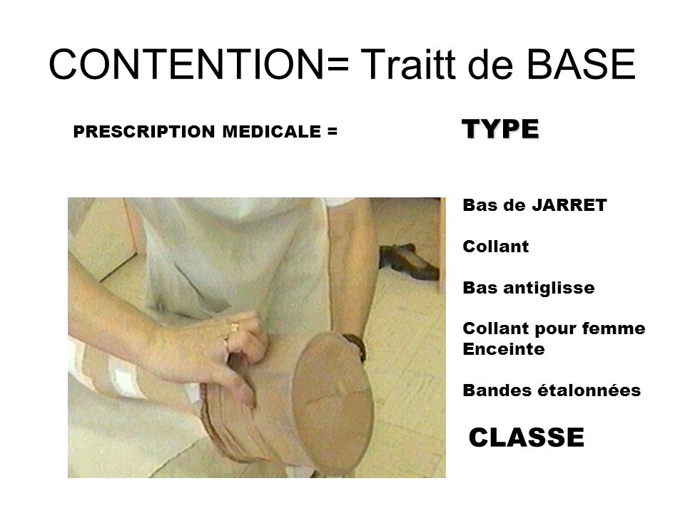 CONTENTION= Traitt de BASE