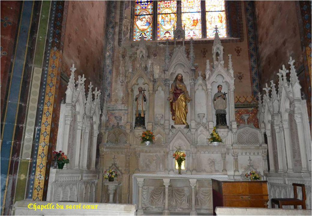 Chapelle du sacré cœur