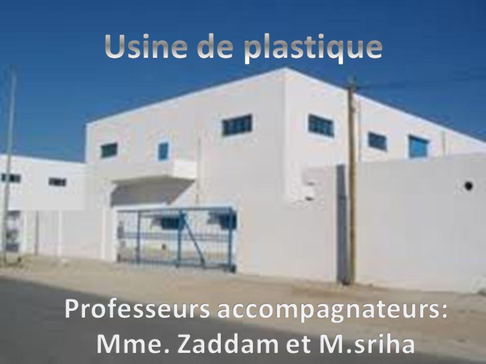 Professeurs accompagnateurs: Mme. Zaddam et M.sriha
