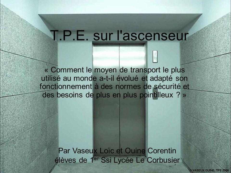 Par Vaseux Loïc et Ouine Corentin élèves de 1er Ssi Lycée Le Corbusier
