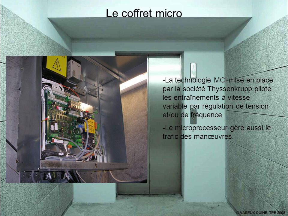 Le coffret micro