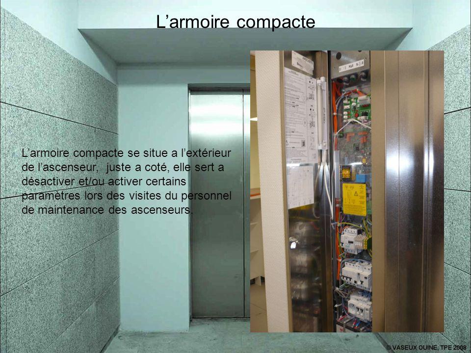 L'armoire compacte