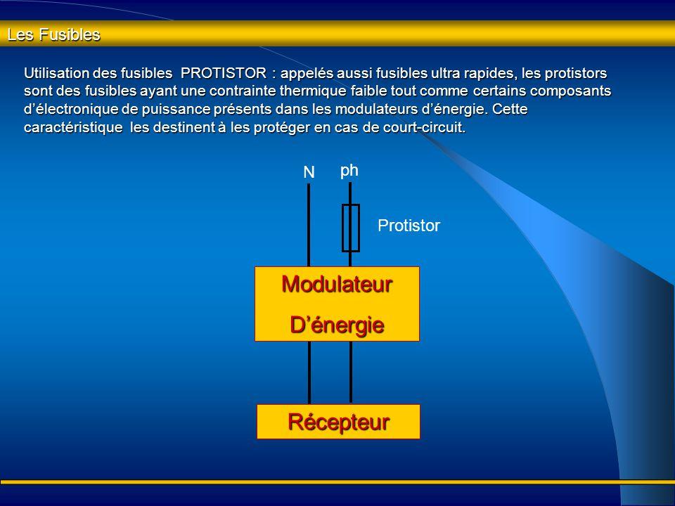 Modulateur D'énergie Récepteur Les Fusibles ph N Protistor