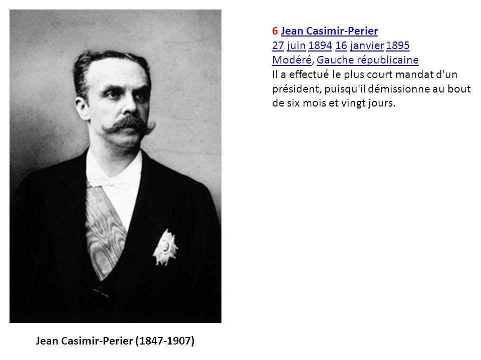 Jean Casimir-Perier (1847-1907)