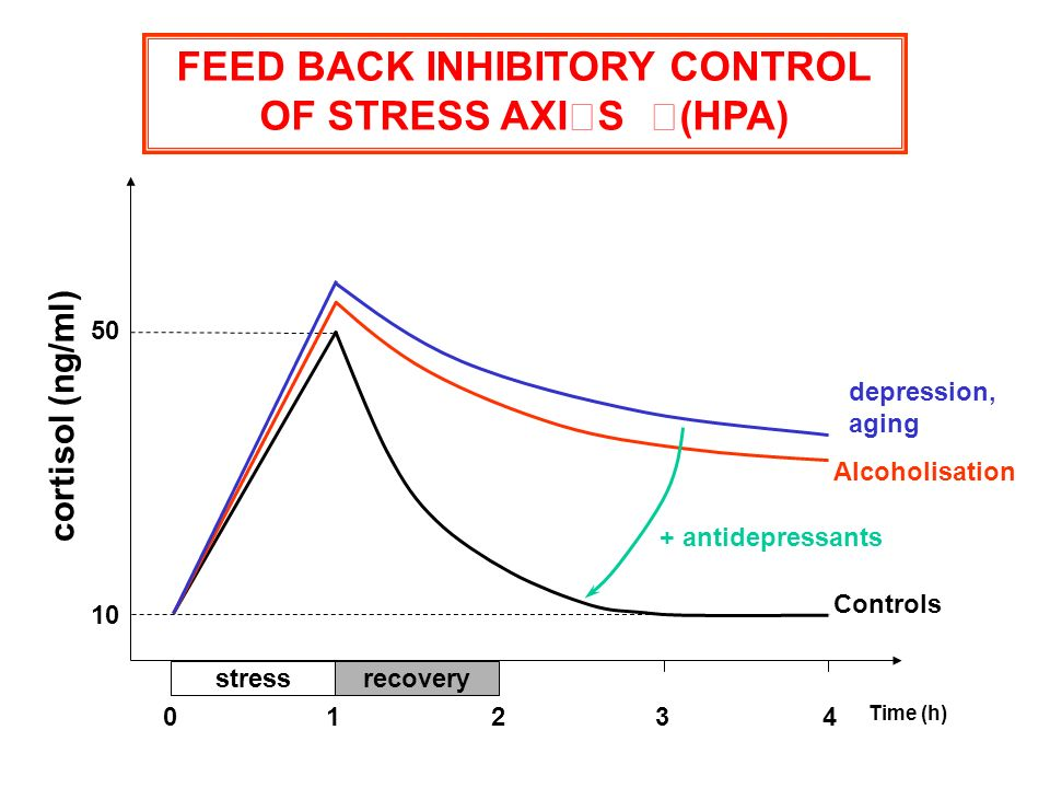FEED BACK INHIBITORY CONTROL