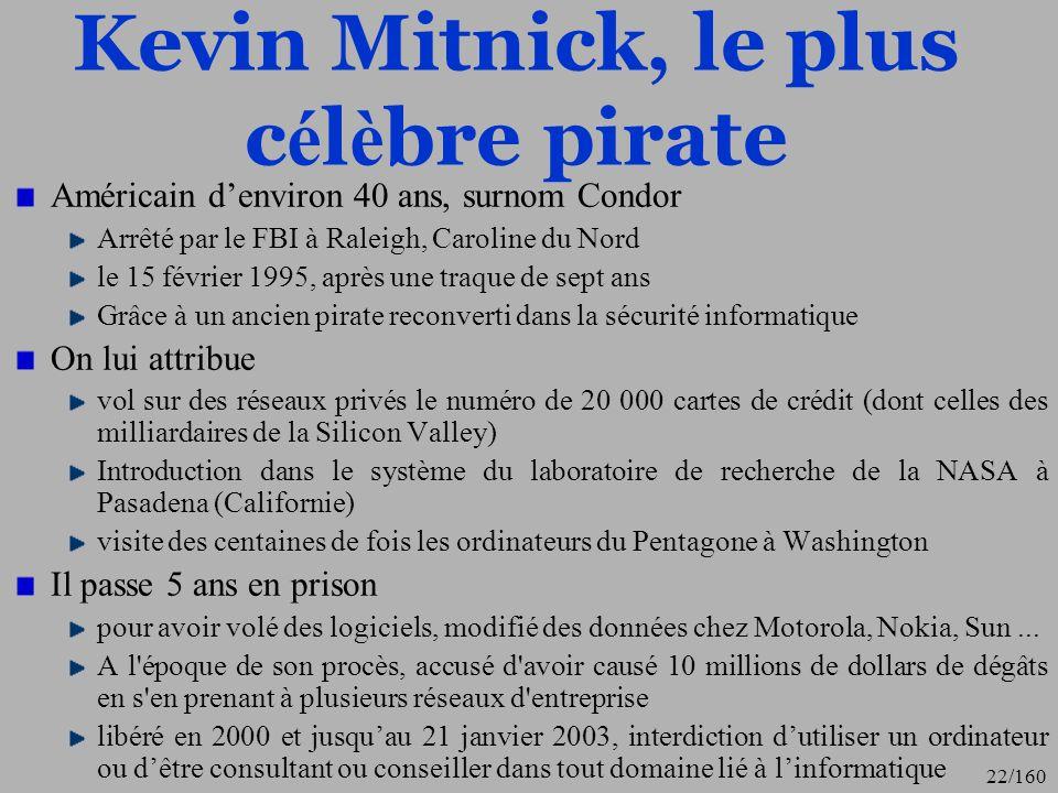 Kevin Mitnick, le plus célèbre pirate