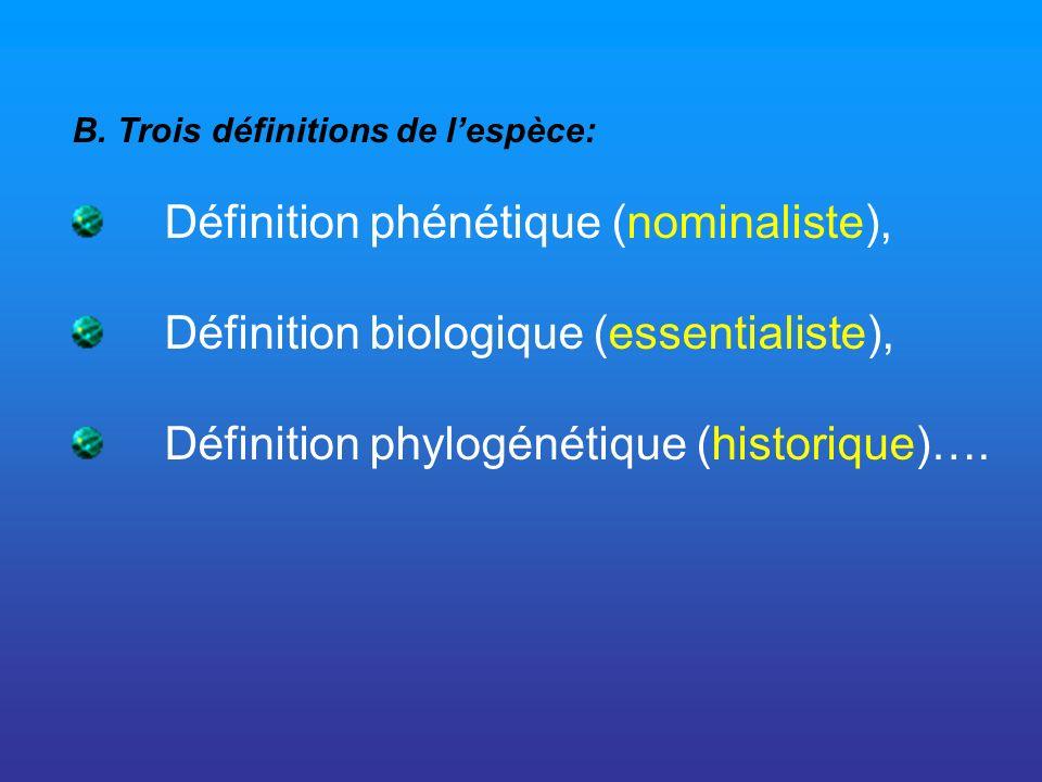 Définition phénétique (nominaliste),