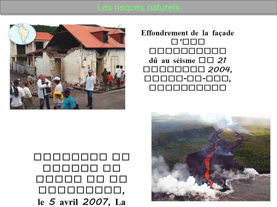 Eruption du volcan du Piton de la Fournaise,