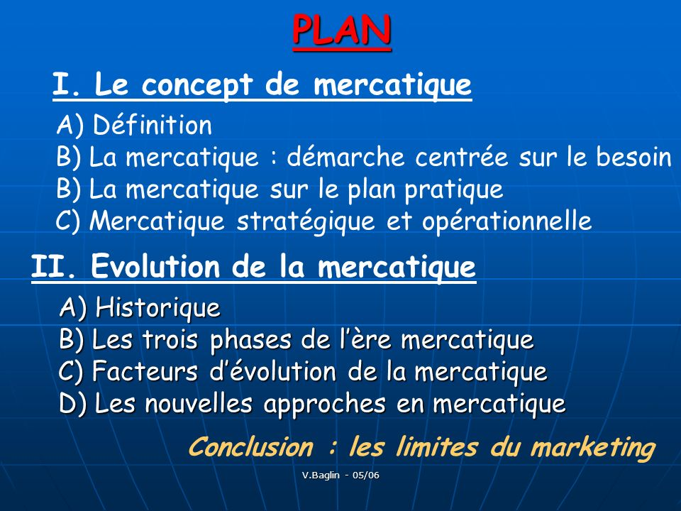 Conclusion : les limites du marketing