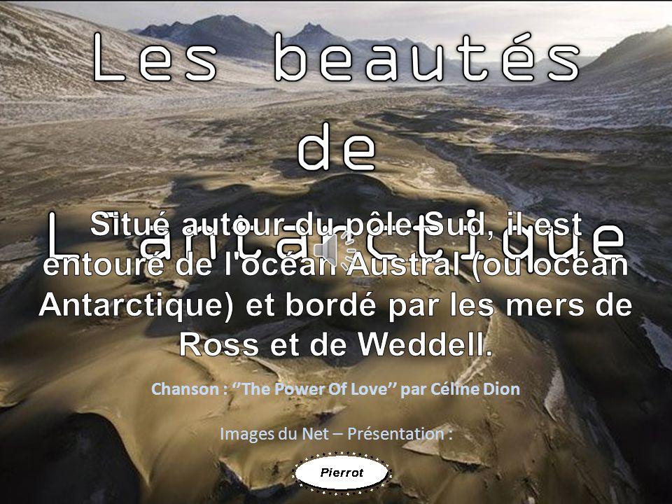 Chanson : ''The Power Of Love'' par Céline Dion